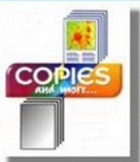 Copiesandmore logo